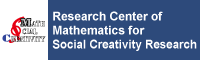 Research Center of Mathematics for Social Creativity Research